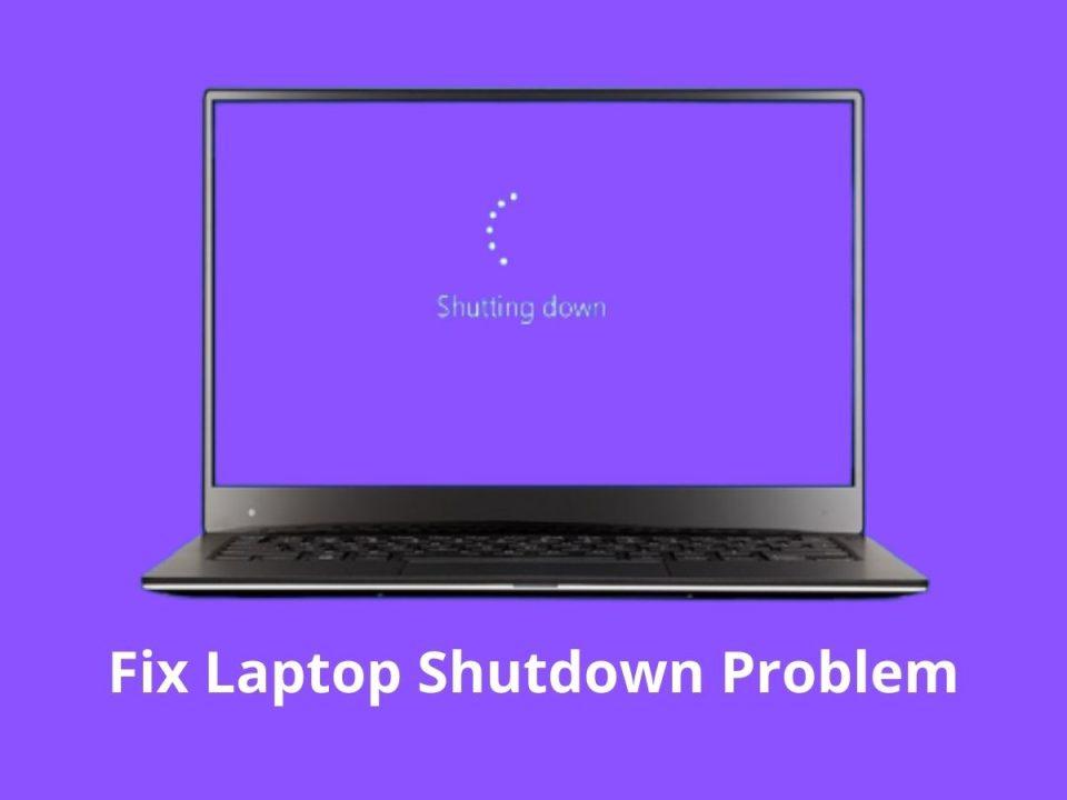 Fix HP Laptop Frequent Shutdown Problem